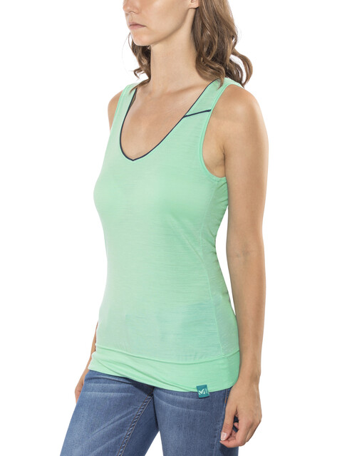 Millet W's Cloud Peak Tanktop pool blue